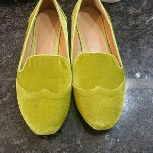 Shoes - Sexy Suede Loafers